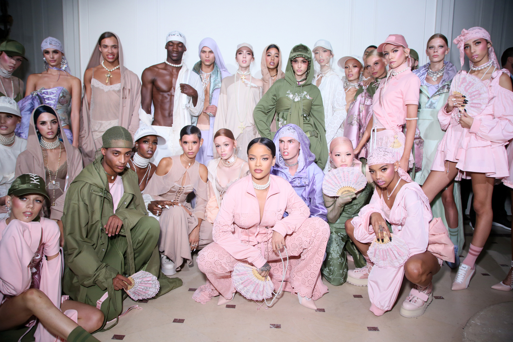 WHY WE LOVE FENTY PUMA BY RIHANNA